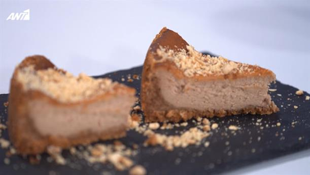MERENDA ΜΑΝΙΑ – ΕΠΕΙΣΟΔΙΟ 25 – Αμερικάνικο cheesecake με Merenda - 2ος Κύκλος