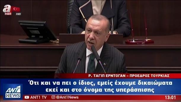 Επιμένουν να προκαλούν οι Τούρκοι