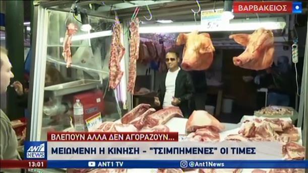 Σε εορταστικό κλίμα οι αγορές σε Αθήνα και Θεσσαλονίκη