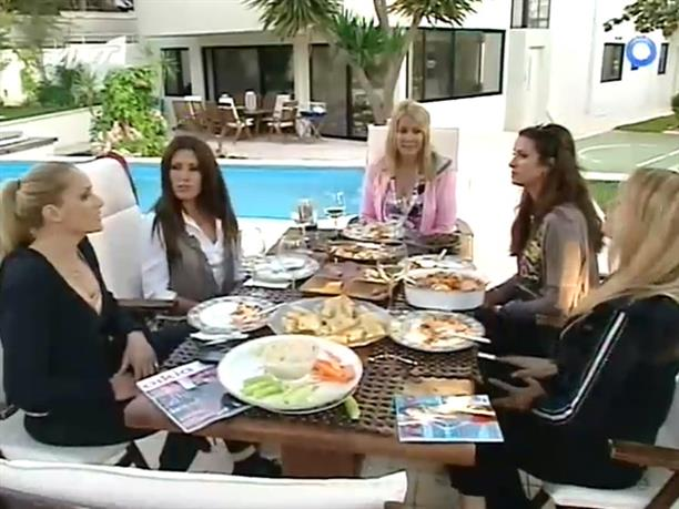 THE REAL HOUSEWIVES OF ATHENS - 10