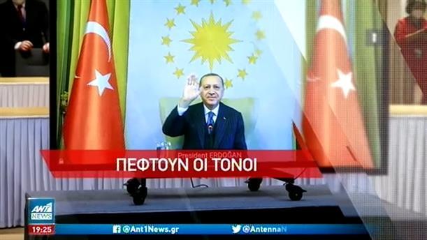 Αγώνας του Ερντογάν για αποφυγή κυρώσεων από την ΕΕ