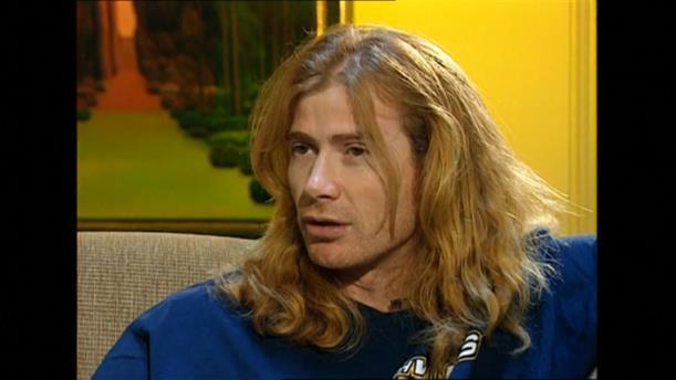 Καρκίνο στο λάρυγγα έχει ο τραγουδιστής των Megadeath