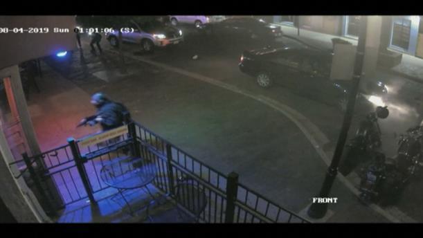 Ντοκουμέντο: Η στιγμή που πέφτει νεκρός ο δράστης του Οχάιο