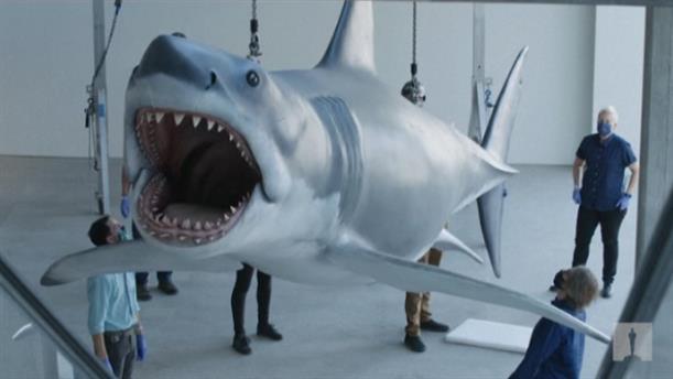 «Ο Μπρους ο καρχαρίας» στο Μουσείο των Όσκαρ