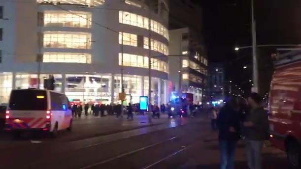 Ολλανδία: Επίθεση με μαχαίρι στη Χάγη