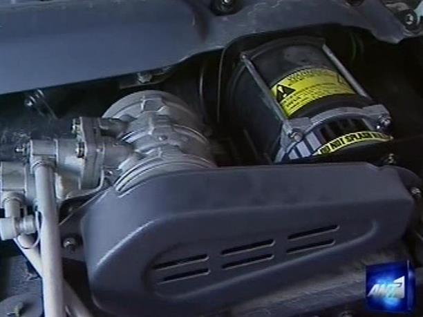 Αυτοκίνητο που καίει…νερό
