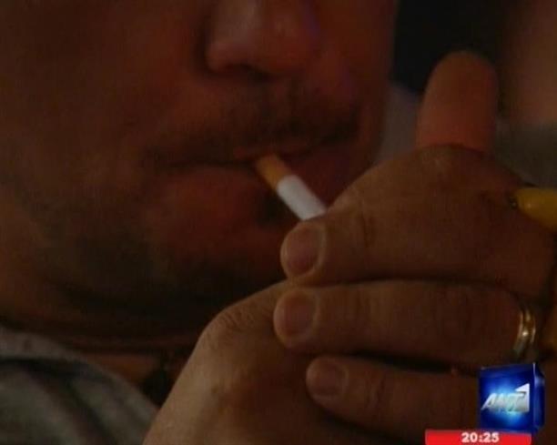 Χώροι καπνιζόντων σε κέντρα και καζίνο