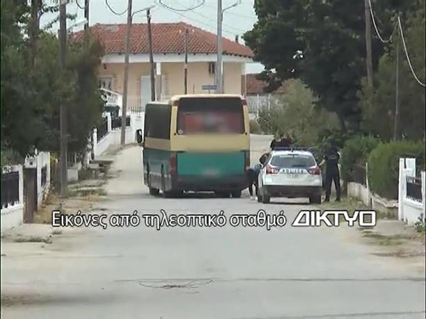 Ρεπορτάζ απο το TV ΔΙΚΤΥΟ για την 9χρονη που χτυπήθηκε απο λεωφορείο