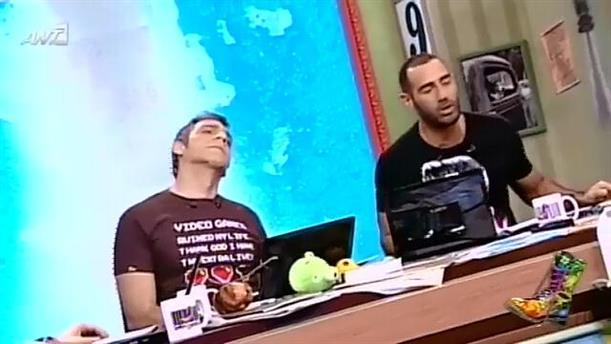 Ράδιο Αρβύλα - 03/12/2012