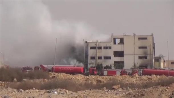 Δεκάδες νεκροί από πυρκαγιά σε εργοστάσιο κλωστοϋφαντουργίας στο Κάιρο
