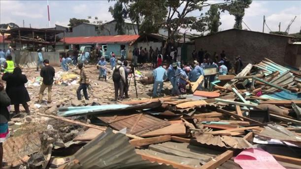 Επτά μαθητές νεκροί από την κατάρρευση σχολικής αίθουσας στην Κένυα