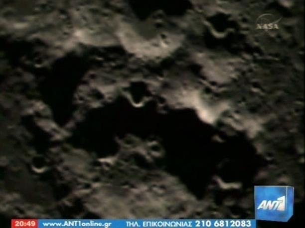 «Βομβαρδισμός» της Σελήνης