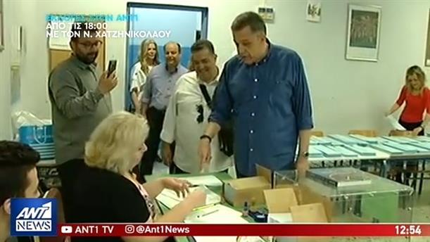 Χαμογέλα και «υποσχέσεις» από τους υποψήφιους για τον Δήμο Θεσσαλονίκης