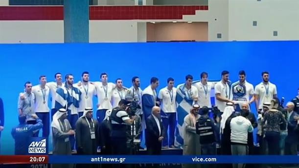 Πόλο Νέων Ανδρών: Παγκόσμια πρωταθλήτρια η Ελλάδα