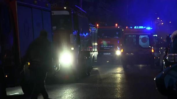 Ρουμανία: Ασθενείς με covid-19 έχασαν τη ζωή τους από πυρκαγιά σε νοσοκομείο