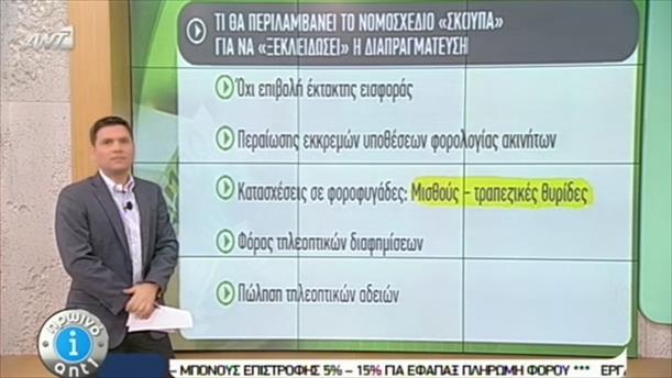 Τα μέτρα του ν/σ-σκούπα -  29/4/2015