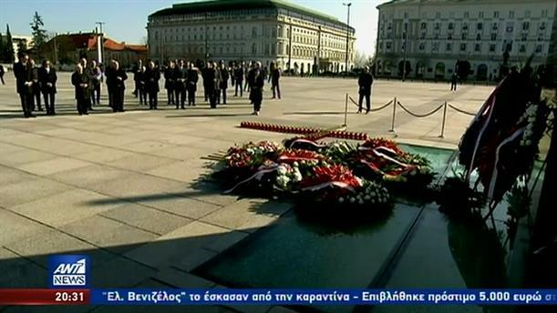 """Δέκα χρόνια από την συντριβή του πολωνικού """"Τουπόλεβ"""""""
