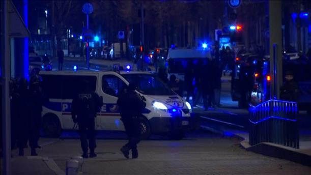 Ο δράστης της επίθεσης στο Στρασβούργο είναι νεκρός