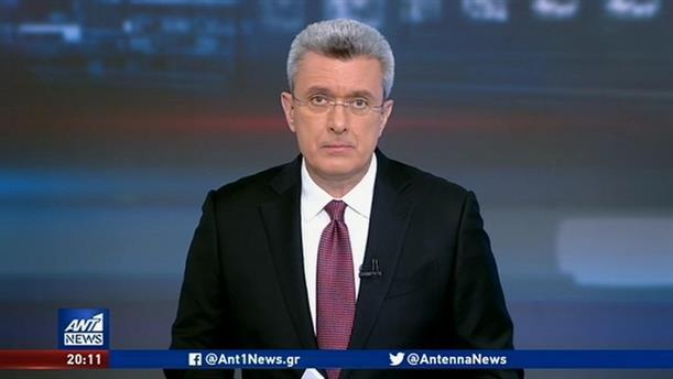 ANT1 NEWS 13-03-2020 ΣΤΙΣ 19:30