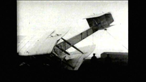 Η πρώτη απευθείας υπερατλαντική πτήση