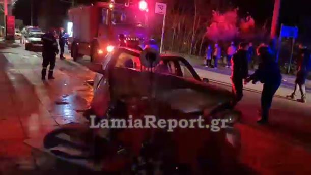 Λαμία: Μητέρα έπαθε ανακοπή καθώς οδηγούσε