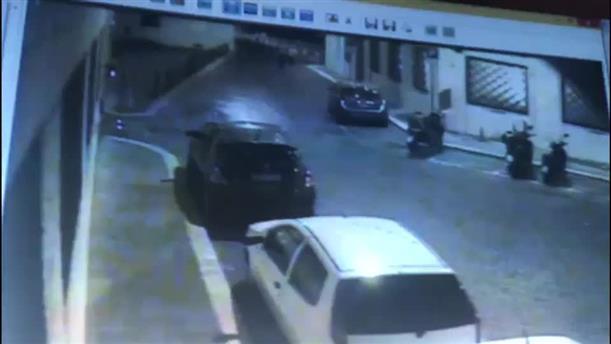 Βίντεο με τους δράστες της δολοφονίας αστυνομικού στην Ρώμη