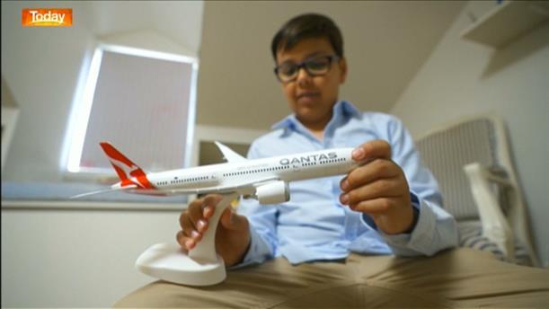 10χρονος φιλοδοξεί να φτιάξει αεροπορική εταιρεία