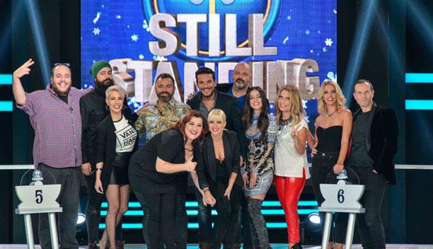 STILL STANDING - ΤΟ ΧΑΜΟΓΕΛΟ ΤΟΥ ΠΑΙΔΙΟΥ
