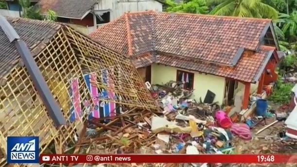 Με τον φόβο νέου τσουνάμι ζουν στην Ινδονησία