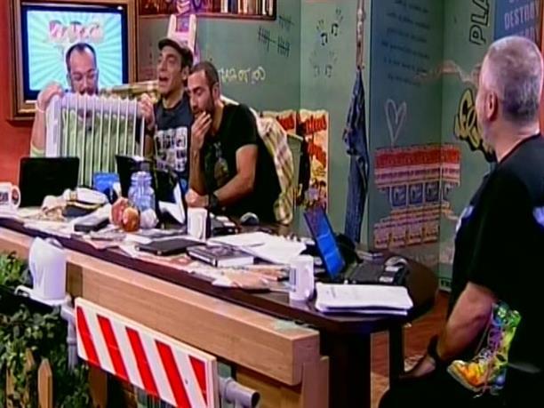 Ράδιο Αρβύλα - 08/11/2011