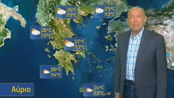 ΔΕΛΤΙΟ ΚΑΙΡΟΥ ΓΙΑ ΑΓΡΟΤΕΣ – 16/05/2016