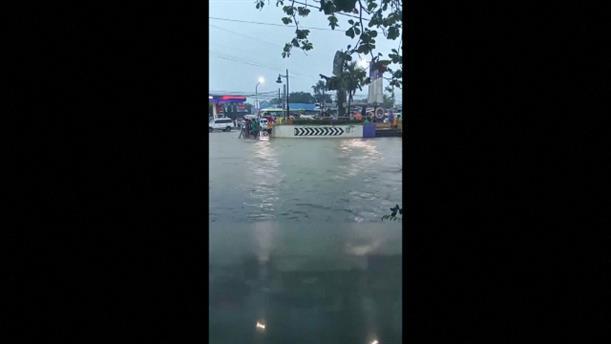 Φιλιππίνες: Νεκροί έπειτα από ισχυρές βροχές