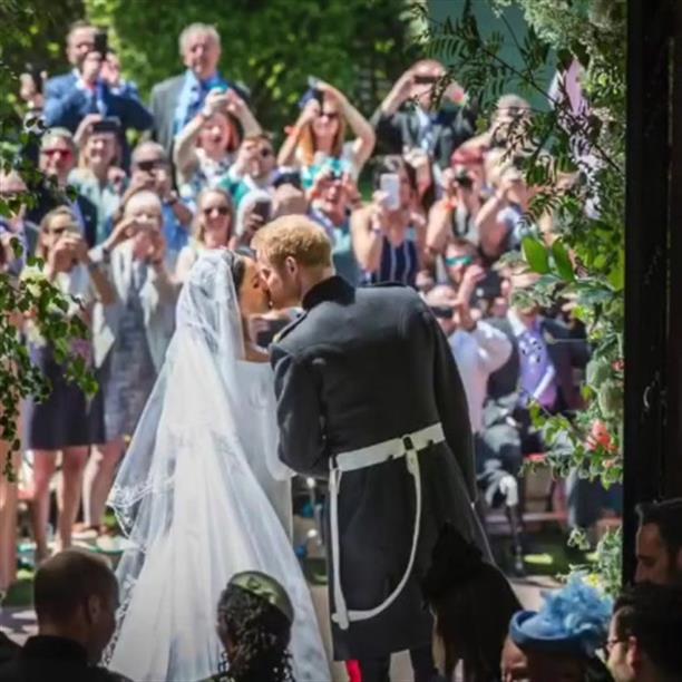 Βίντεο για την πρώτη επέτειο γάμου του Χάρι και της Μέγκαν