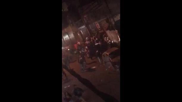 Ποδοπατήθηκαν σε πάρτι όταν έκανε έφοδο η Αστυνομία