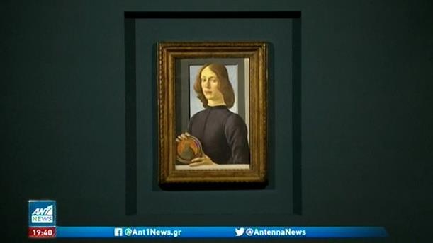 Ρεκόρ σε δημοπρασία για πίνακα του Μποτιτσέλι