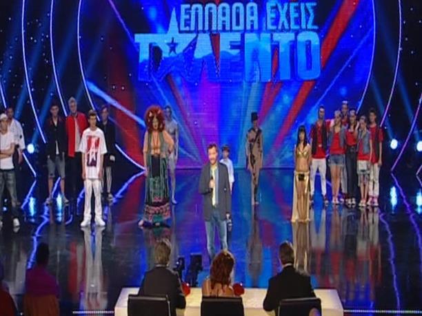 Ελλάδα έχεις Ταλέντο - 03/06/2012
