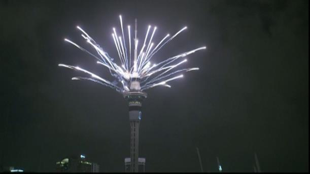 Η Νέα Ζηλανδία καλωσόρισε το 2019