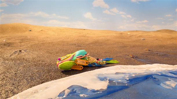 The Fish: Ένα stop motion animation αφιερωμένο στην σημερινή Ημέρα της Γης