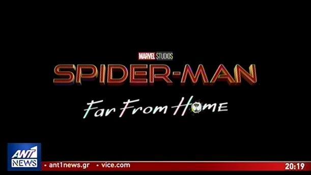 """Παγκόσμια πρεμιέρα της νέας ταινίας """"Spiderman"""""""