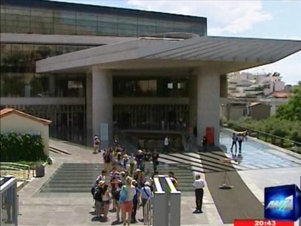 Άκρως επιτυχημένο το Μουσείο της Ακρόπολης