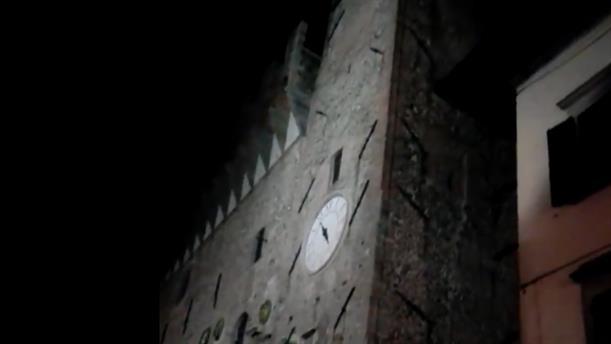 Σεισμός στην Τοσκάνη