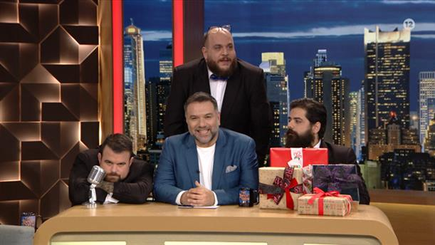 The 2night Show - ΝΕΑ ΕΠΕΙΣΟΔΙΑ ΑΠΟ 08/01
