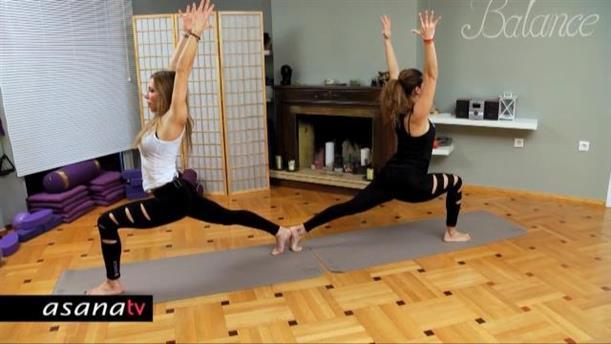 Partners Yoga: Το νέο trend που έγινε μόδα!