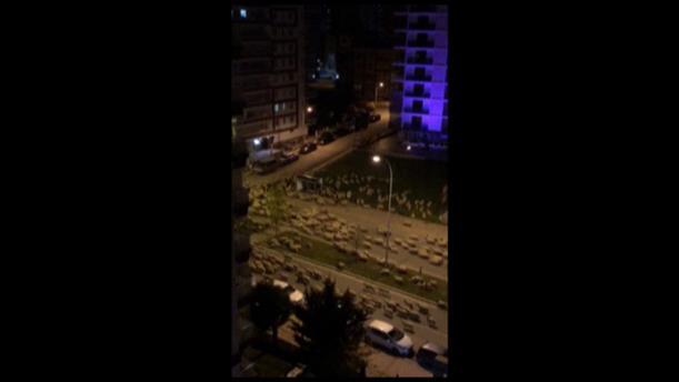 Τουρκία: Πρόβατα βγήκαν στους δρόμους