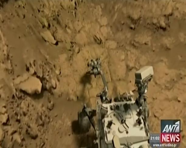 Υπήρχε ζωή στον Άρη λέει η NASA