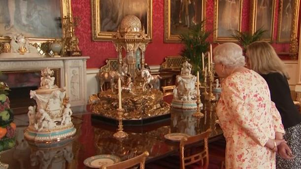 Αναβίωση του παλατιού της βασίλισσας Βικτωρίας με τη βοήθεια της τεχνολογίας