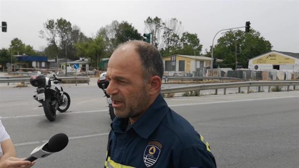 Πρόεδρος ΕΔΟΜΑΚ για τη διαρροή αερίου σε βενζινάδικο στη Θεσσαλονίκη