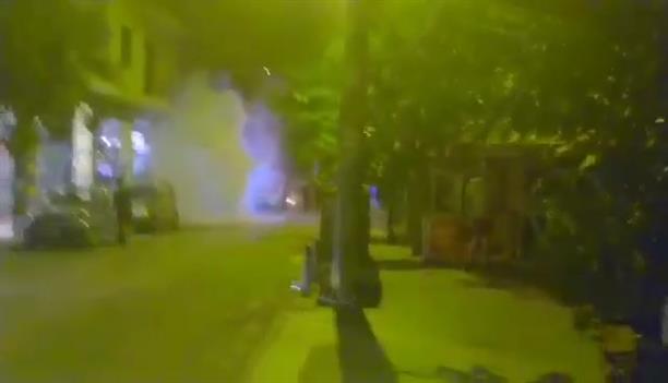 Βίντεο των αναρχικών απο επεισόδια τα Εξάρχεια