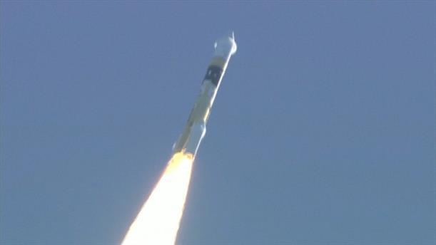 Η πρώτη διαστημική αποστολή από τα Ηνωμένα Αραβικά Εμιράτα