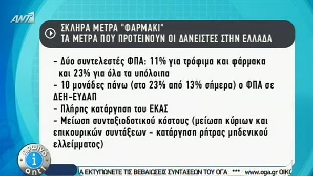 Πρωινό ΑΝΤ1 – Εκπομπή - 04/06/2015